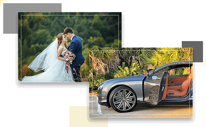 Wedding Luxury Car Rental Miami Wedding Chauffeur Miami
